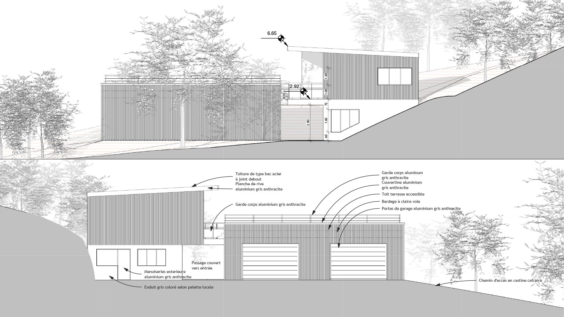 2018-07_Belpech_Maison_Plan-facade_Jeremy-Garcia_2