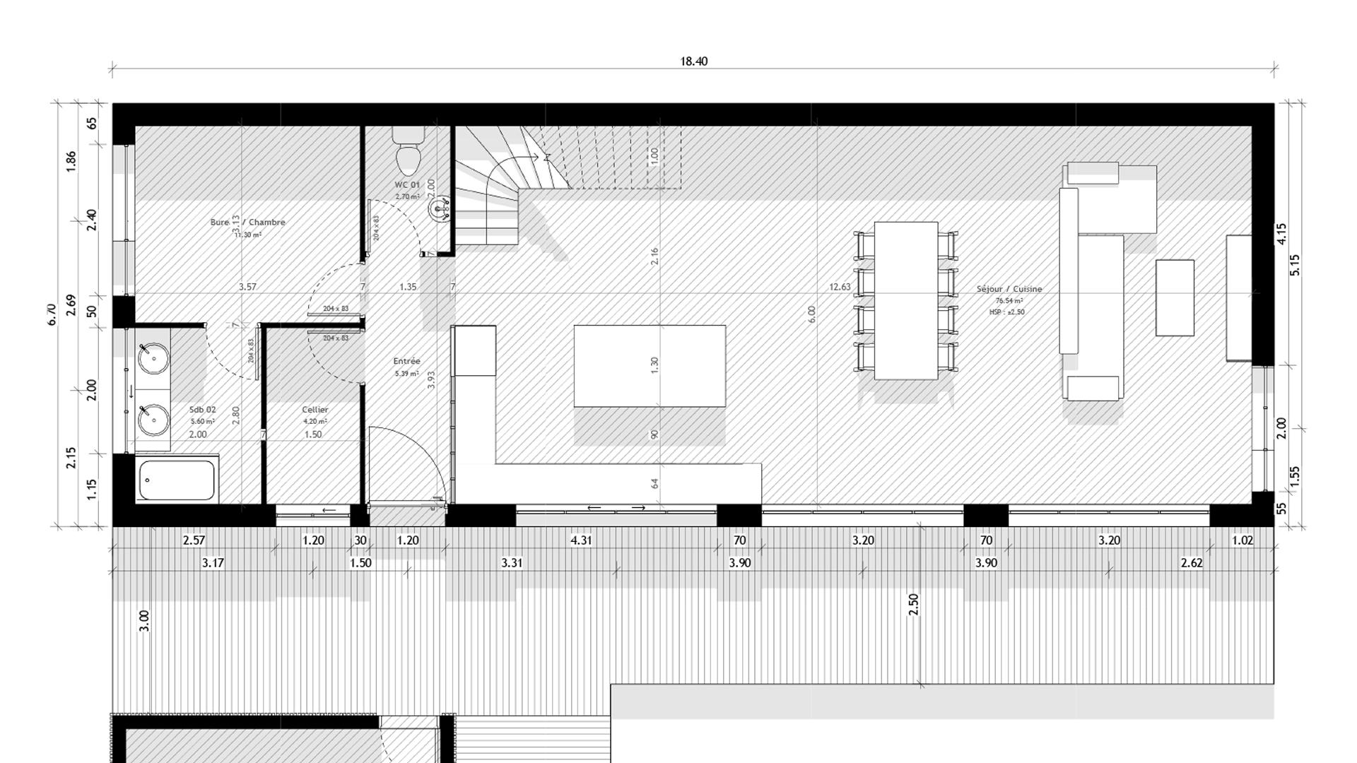 2018-07_Belpech_Maison_Plan-rdc_Jeremy-Garcia
